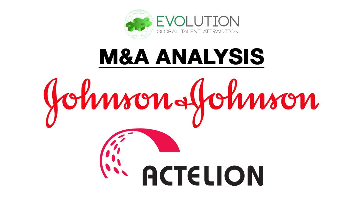 Johnson and Johnson Merger