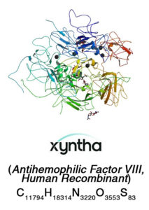 Xyntha Structure