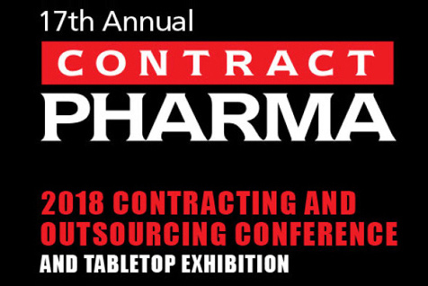 Evolution Global at Contract Pharma 2018