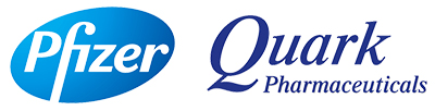 Pfizer & Quark Pharmaceuticals